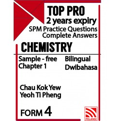 Top Pro English Form 4 (Sample)