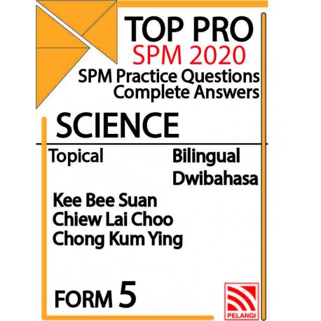 Top Pro Science Form 5