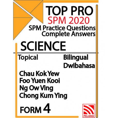 Top Pro Science Form 4