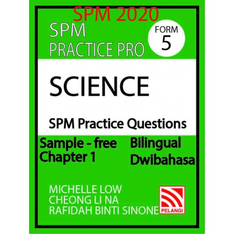 Practice Pro Science Form 5 (Sample - free)
